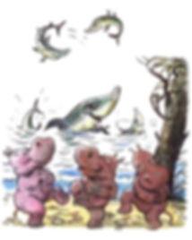 Сказка с картинками в стихах Айболит дет