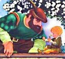 сказка Мальчик и Великан Оскар Уайльд де