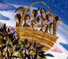 Чудесное кольцо индейская сказка Детский