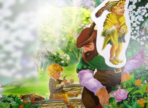 Сказка Оскар Уайльд  Мальчик и Великан д