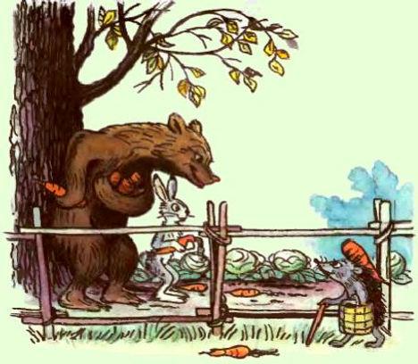 Сутеев дядя миша картинки для раскрашивания
