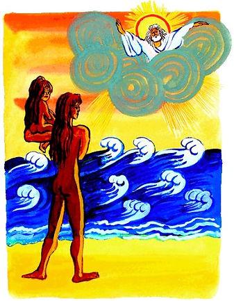 Сказка Киплинга. Морской краб который иг