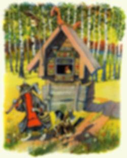 кот и дрозд идут рубить в лес сказка.jpg