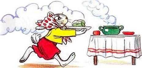 Сказка Пляцковского Помощник детский сай