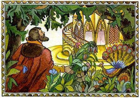 купец дивится на сказочный дворец.jpg