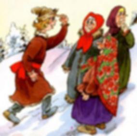 Сказка Э.Успенского По щучьему веленью Д