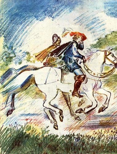 сказка Синяя борода шарль перро детский