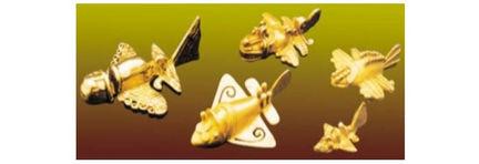 золотые маленькие аппараты Образарь детс