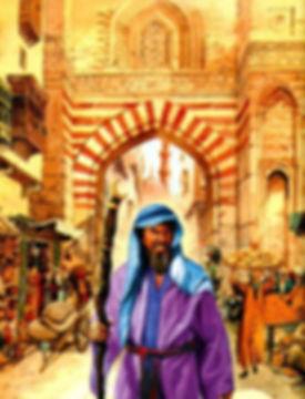 Волшебная лампа Аладдина. Арабская сказк