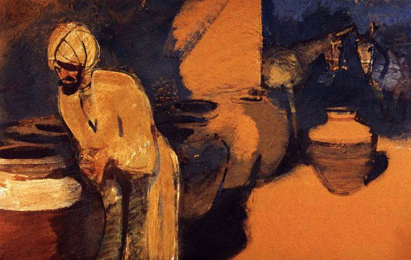 Али Баба и 40 (сорок) разбойников арабск