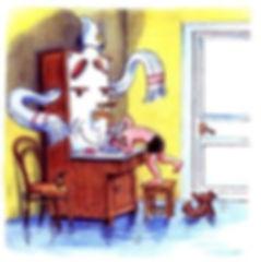 сказка Чуковский Мойдодыр детский журнал