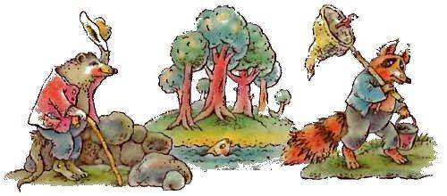Сказки дядюшки Римуса детский сайт Юмора