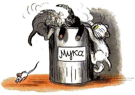 котята прыгнули в банку за мышкой.jpg