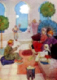 Сказка Г.Х.Андерсена Сундук-самолет Детс