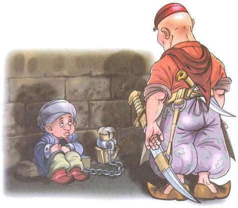 сказка Гауфа Маленький Мук детский сайт
