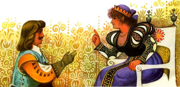 Сказка Фанта Гиро детский сайт Юморашка