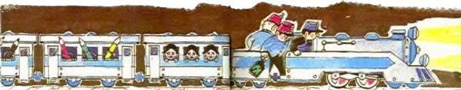 сказки Джнни Родари  Путешествие Голубой