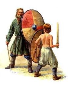 Обучение боевым искусствам у Русов детск