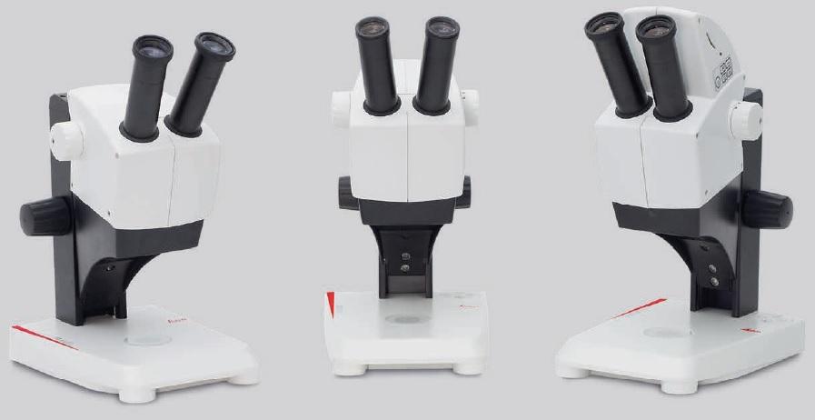 EZ4 Series Stereozoom Microscopes