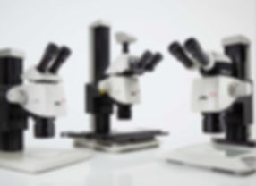 Leica M125 C, M165 C, M205 C, M205 A Stereozoom Microscopes