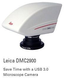 Leica DMC2900 Camera