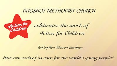 Celebrating Action for Children