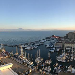 Napoli - Mario's Home Town