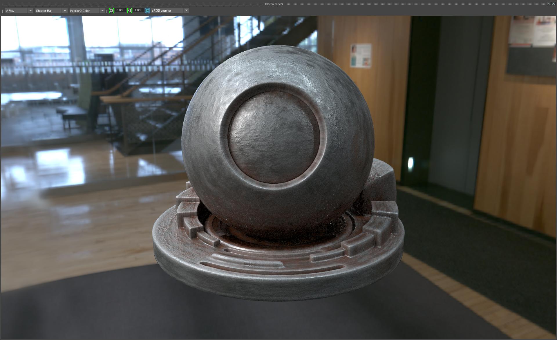 Base metal (iron)
