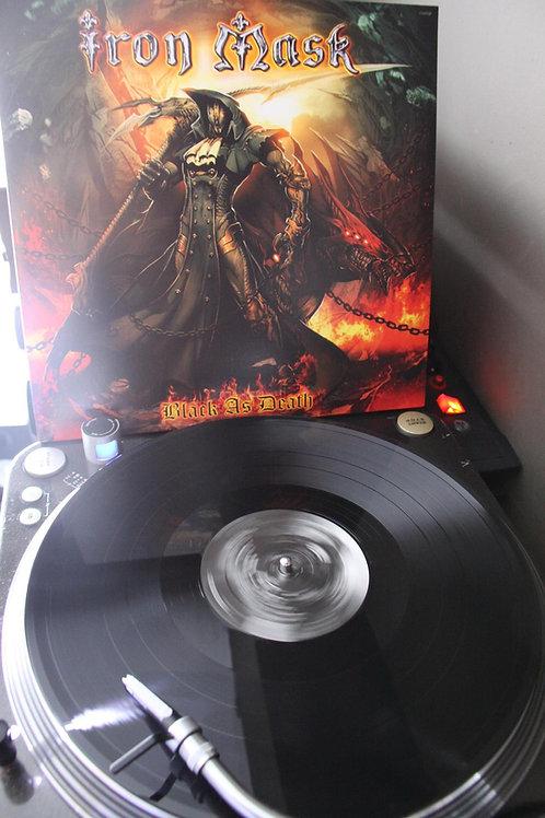 Black As Death Vinyl