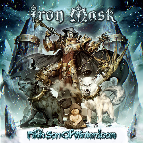 CD Fifth Son Of Winterdoom
