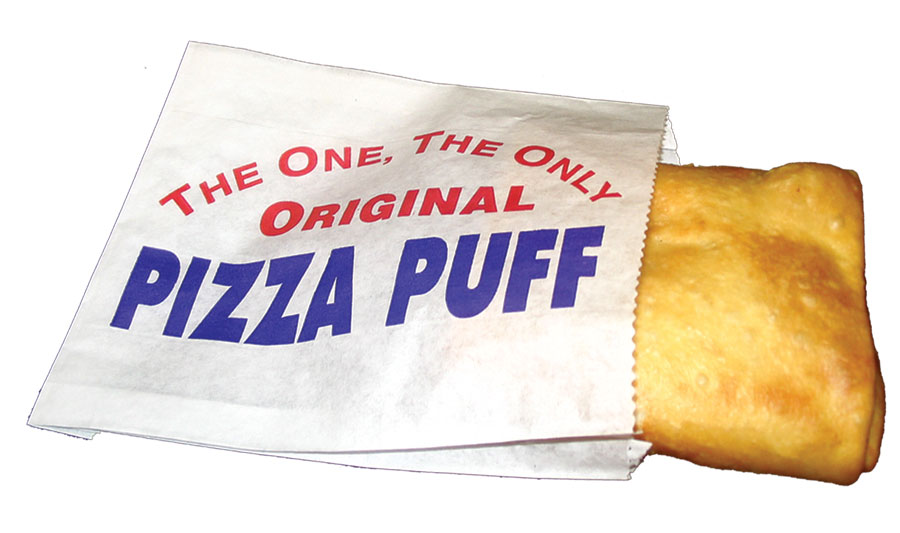Original Pizza Puff