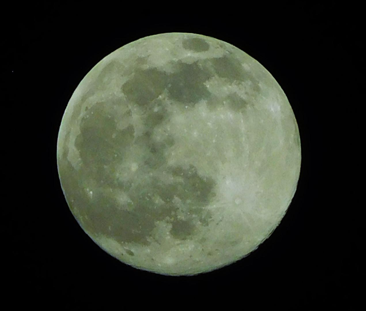 Snow Moon ⛄🌙