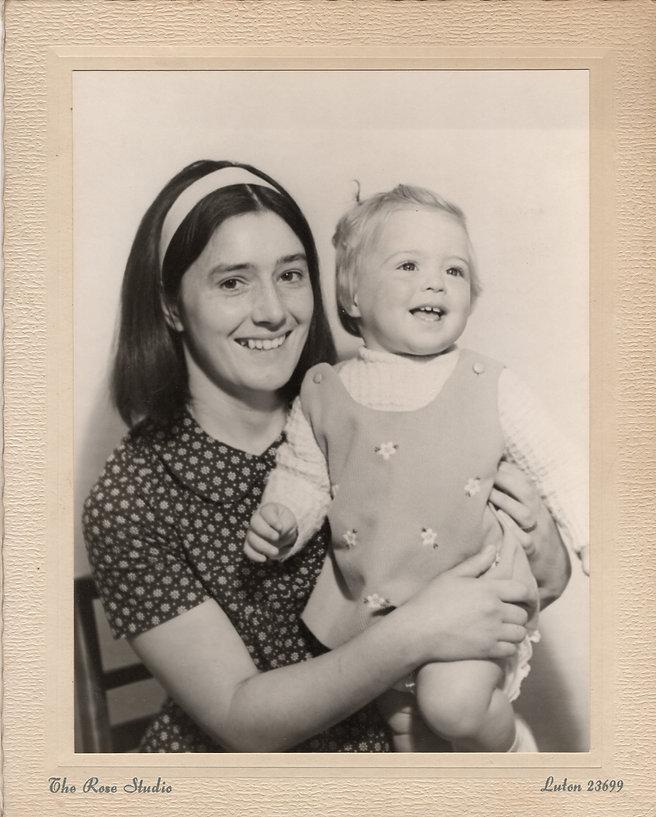 With Mum 1968.JPG