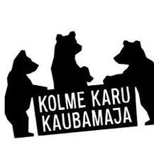 Kolme Karu Kaubamaja / PÄRNU / Estonia
