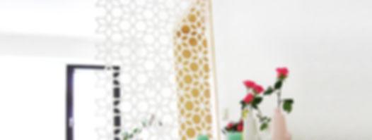 alizi design studio - Alzbeta Zimmerova, visual space deco divider