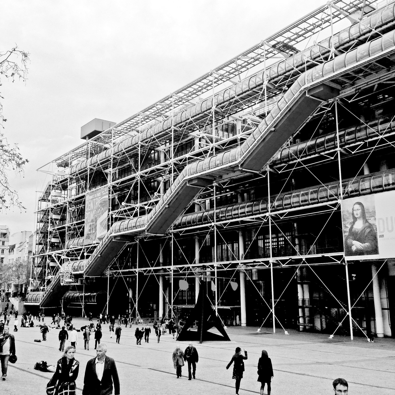 Centro Georges Pompidou ·  París