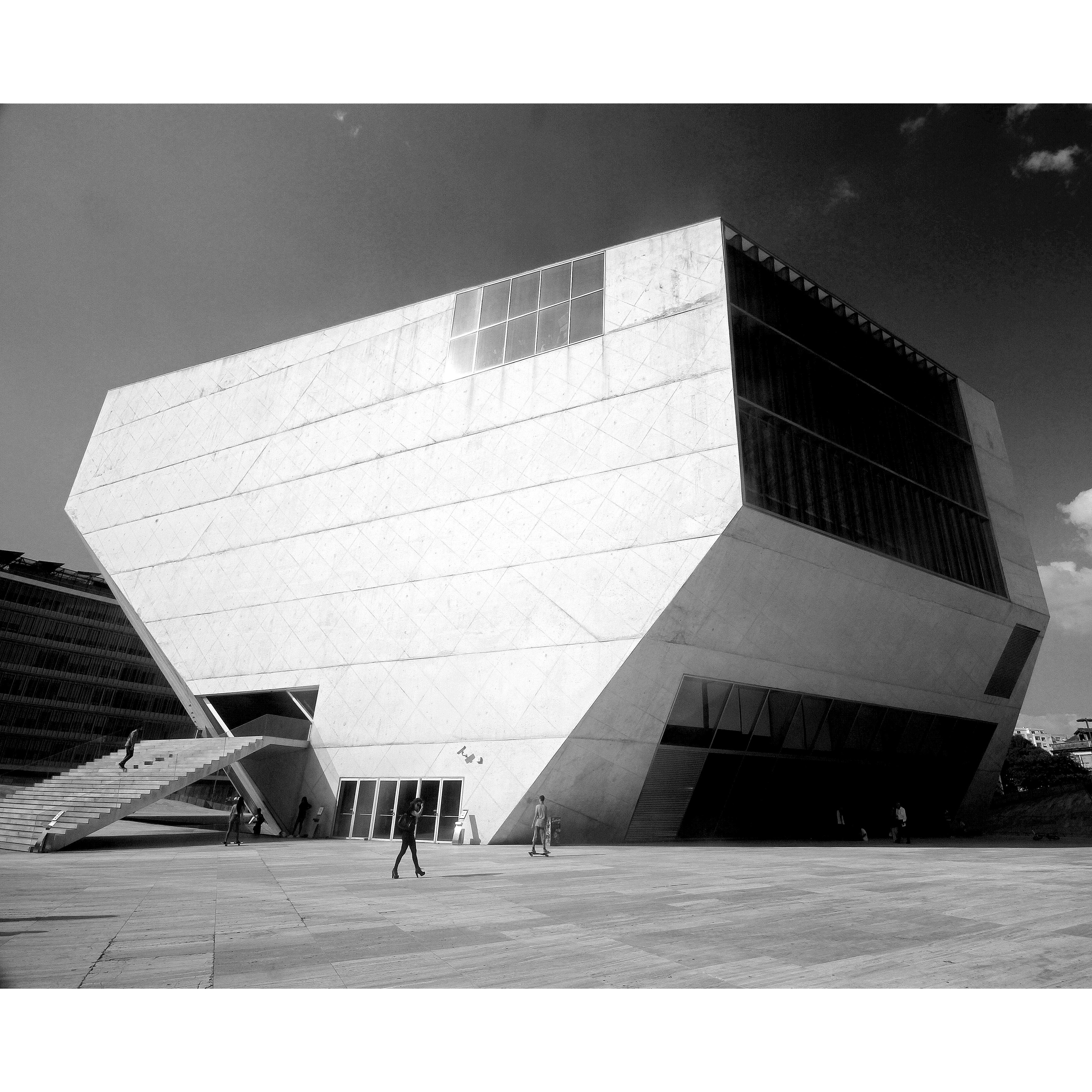 Casa Da Musica · Porto