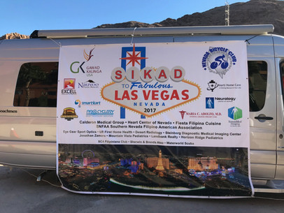 Sikad Las Vegas: A Ride for a cause