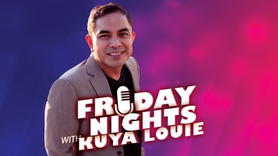 "Portland's Fil-am concert king Louie Roa launches his own show ""Friday Nights with Kuya Louie"""