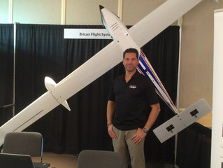 Visit John At Unmanned Systems Canada Today
