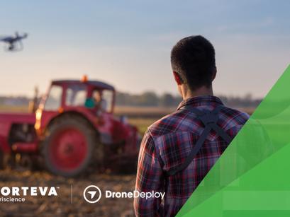 Η Corteva Agriscience™ Αναπτύσσει τον Μεγαλύτερο Γεωργικό Στόλο ΣμηΕΑ (drones) στον Κόσμο