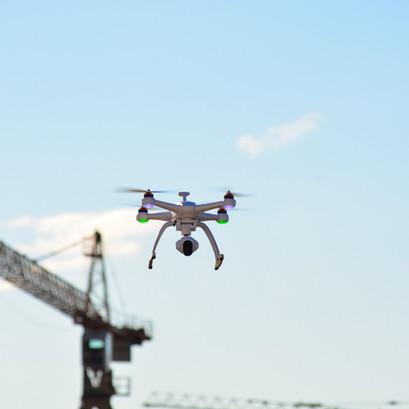 Τρεις (3) κατασκευαστικές προκλήσεις που απλοποιούνται με τη χρήση Drones*