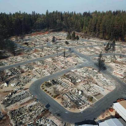 4 Τρόποι που τα ΣμηΕΑ αντιμετωπίζουν δασικές πυρκαϊές
