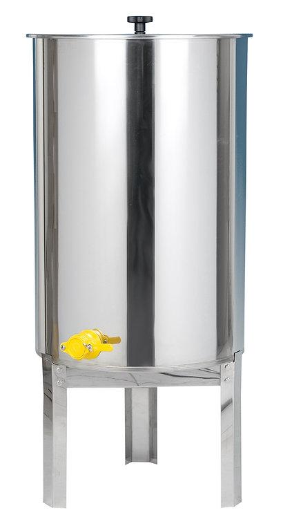 Δοχείo ΙΝΟΧ Μελιού 150lt (210kg)