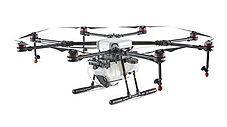 spray drone, ψεκαστικό drone, dji agras