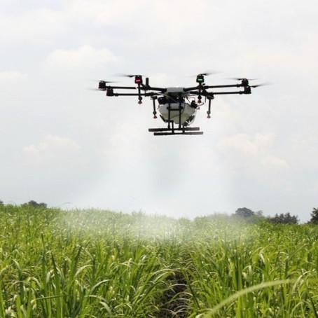 Γεωργικά Drones: Η επανάσταση που ήρθε και πως να γίνετε κομμάτι της.