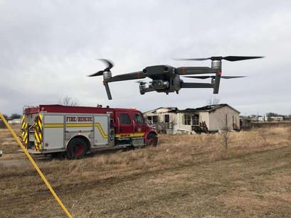 Καταπολέμηση Δασικών Πυρκαγιών με drones. Το παράδειγμα της Χιλής