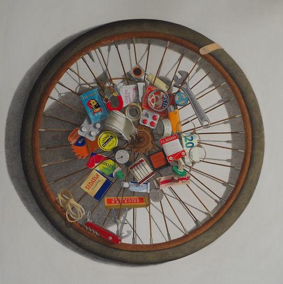 La roue de secours