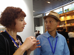 avec Joel Yau