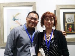 Avec Cuong N'Guyen